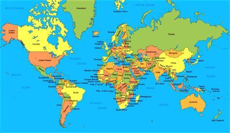 Este chico acaba de reinventar el mapa del mundo. Y todo ...