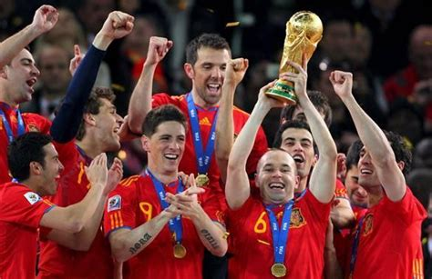 Este es el balance final del Mundial de Sudáfrica 2010 ...