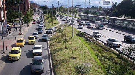 Este es el estado del tránsito a esta hora en Bogotá