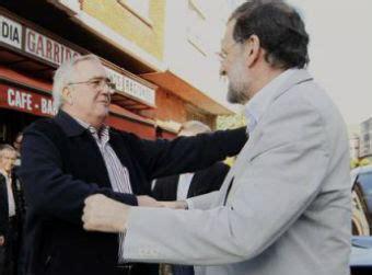 Este es Manuel González, alcalde de Baralla,  los ...