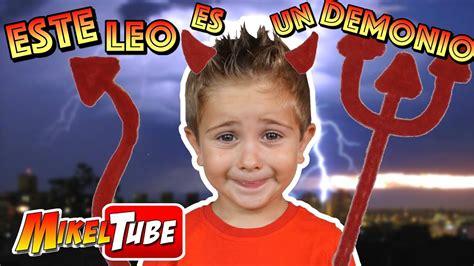 Este LEO es muy travieso ???? Videos divertidos en Mikel Tube ...