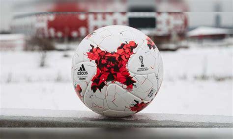 Este sería el balón oficial para el Mundial Rusia 2018