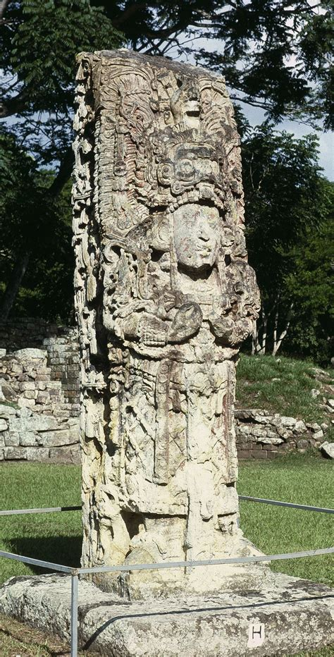 Estela maya - Wikipedia, la enciclopedia libre