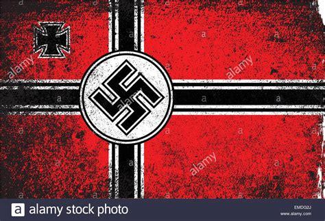 Estilo Grunge bandera nazi Ilustración del Vector, Imagen ...