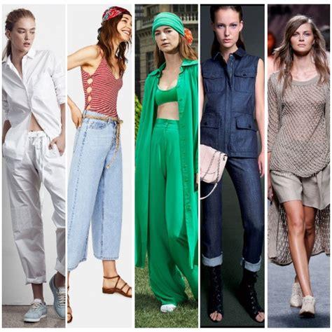 Estilos de moda para mujer primavera verano 2019 ...