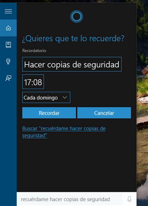 Esto es  casi  todo lo que puedes hacer con Cortana en ...