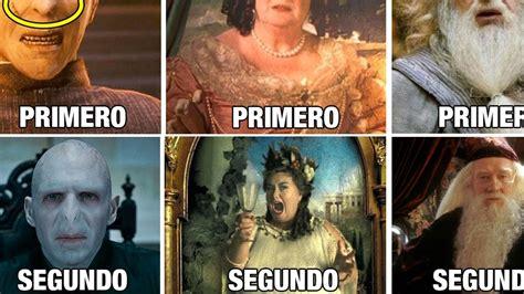Estos 8 Personajes de Harry Potter Fueron Reemplazados y ...