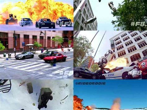 Estos son los autos de Rápidos y Furiosos 8   Autocosmos.com