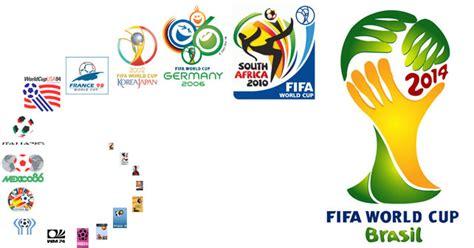 Estos son todos los Logos de los Mundiales de Fútbol