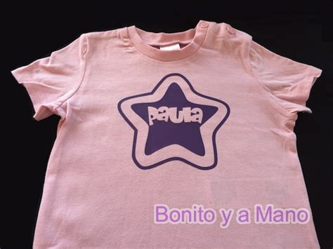 Estrella con nombre | Bonito y a Mano