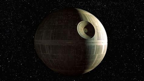 Estrella de la muerte de Star Wars de la vendimia