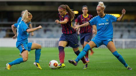 Estrellas femeninas del Fútbol Club Barcelona visitarán ...