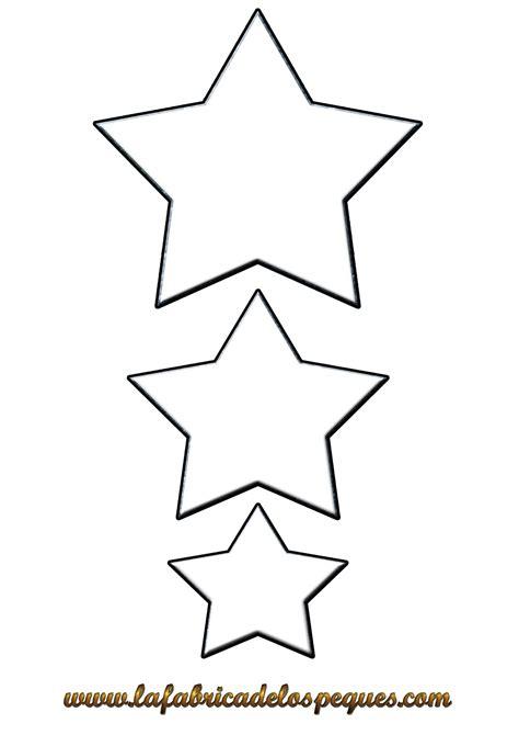 Estrellas Para Imprimir Gratis. Plantillas Imprimibles ...