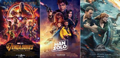Estrenos 2018: Las 30 películas más esperadas del año