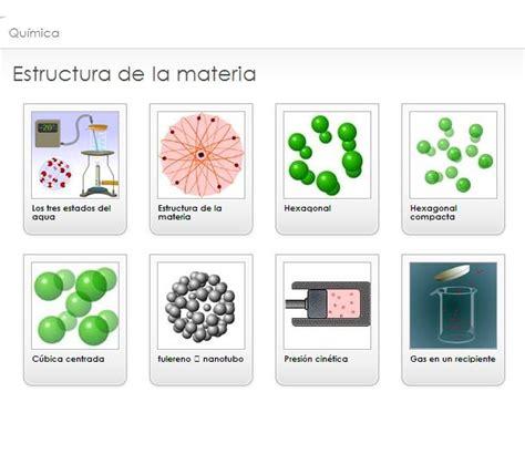 Estructura de la materia   Ciencias Naturales 2° BTO ...