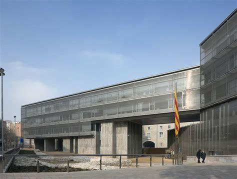 Estructura del Edificio Generalitat en Girona