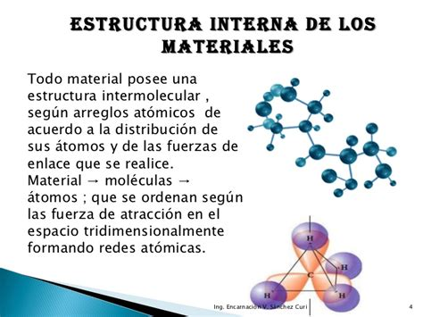 Estructura interna materiales 2010