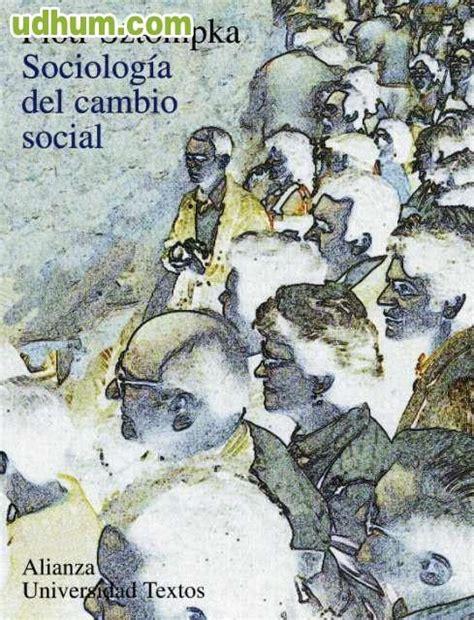 ESTRUCTURA SOCIAL. CAMBIO SOCIAL. UNED