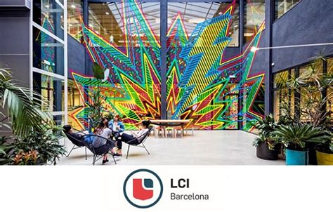 Estudiar en LCI Barcelona, Escuela Oficial de Diseño ...