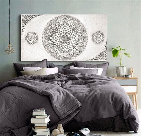 ESTUDIO DELIER | Cuadro mandala cabeceros sofas