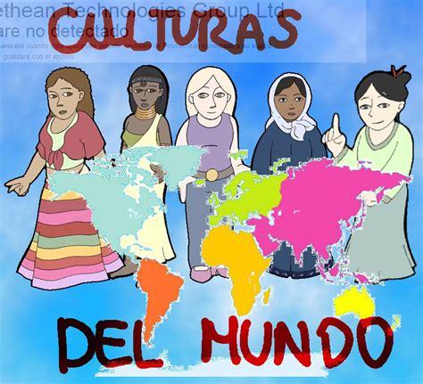 ESTUDIOS DE EDUCADORA SOCIAL DE CARTAGENA: CULTURAS DEL MUNDO