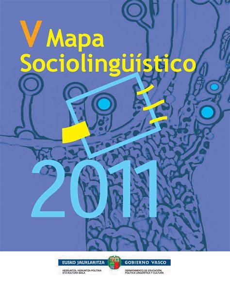 Estudios sociolingüísticos - Euskara - Gobierno Vasco ...