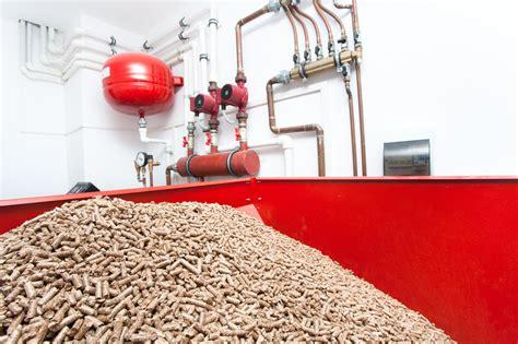 Estufas y calderas pellet: Servicios de Rincón Pascual