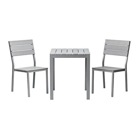 Estupendo conjunto de mesa y silla para jardín