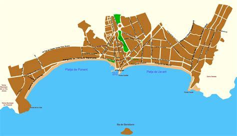 ESturismo.eu ESPAÑA - BENIDORM (Mapas)