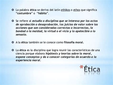 ética, moral, valores y la diferencia