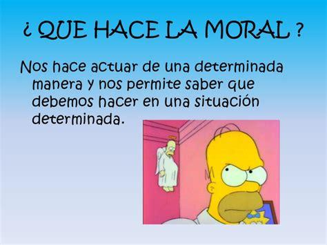 Etica vs moral