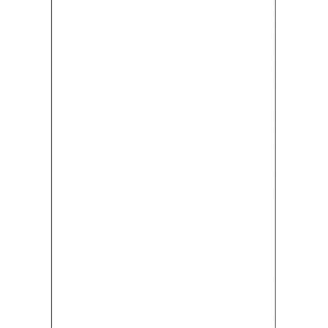 Etiqueta en hoja DIN A4 polipropileno blanco