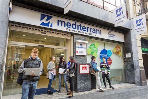 EU Mediterrani | Estudiar Grado en Turismo y marketing