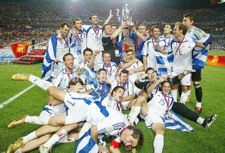 Euro 2004: 10 Years Since Greece Shook Up the Football ...