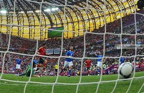 Euro 2012| España 1 - 1 Italia | Grupo C - Ronda 1 ...