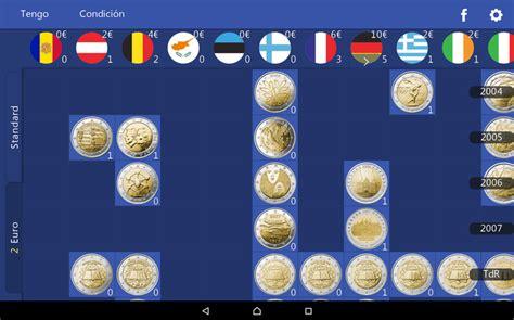 Euro Coin, la app de coleccionar monedas para Android