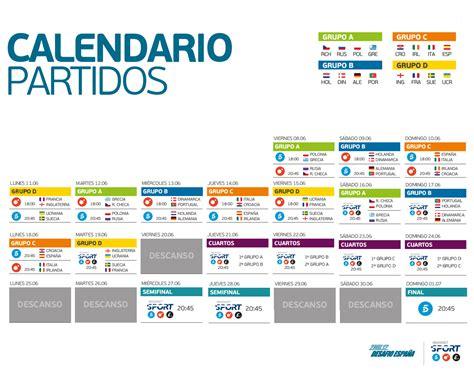 Eurocopa 2012 Calendario   Mundial Rusia 2018   Neogol.com