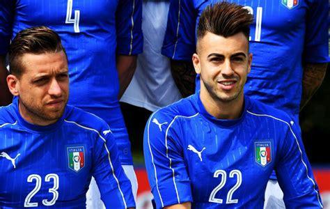 Eurocopa 2016: El Shaarawy:  Italia es una selección hecha ...