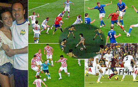 Eurocopa 2016: Iniesta, un futbolista para enmarcar ...