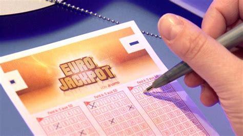 Eurojackpot del viernes 18 de agosto del 2017