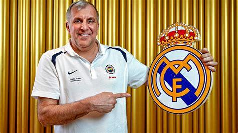 Euroliga: Obradovic:  Cuando el Madrid juega como equipo ...