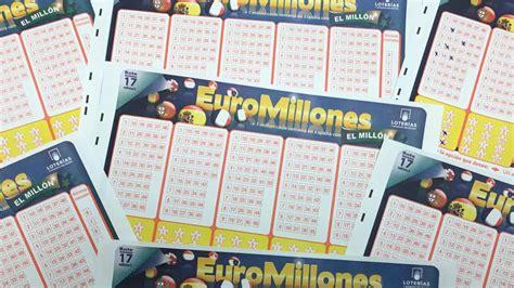 Euromillones del viernes 8 de diciembre de 2017