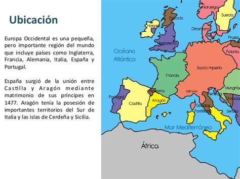Europa (siglos XV y XVI)