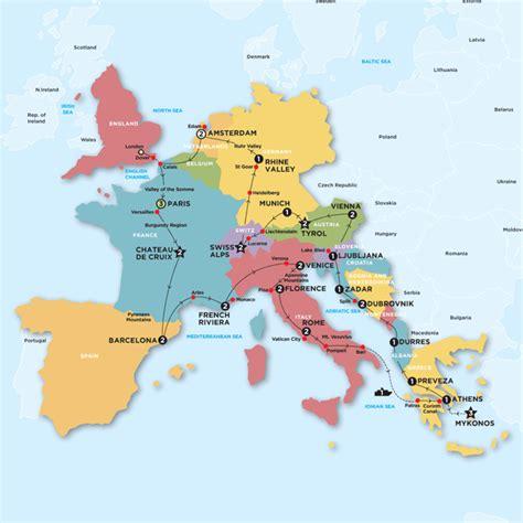 European Adventurer Tour - Europe - Contiki