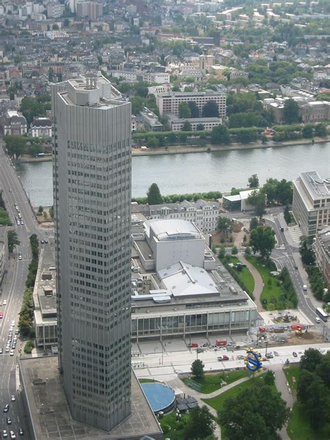 Eurotower (Frankfurt am Main) – Wikipédia