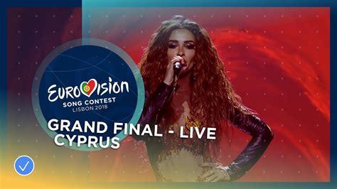 Eurovision 2018 Cyprus: Eleni Foureira -