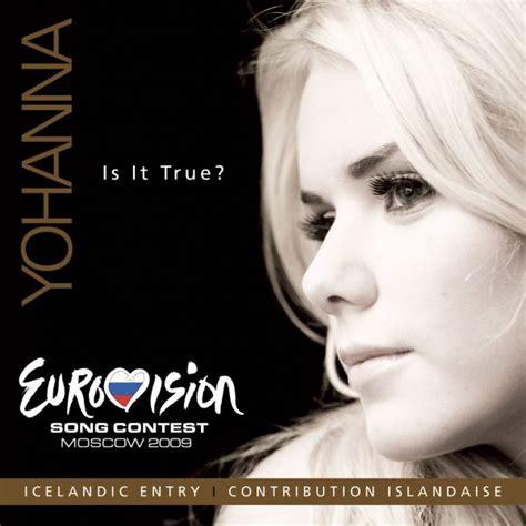 eurovision spain.com | Islandia 2009