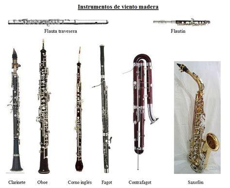 Eva: tacones y corcheas!: Instrumentos de viento madera