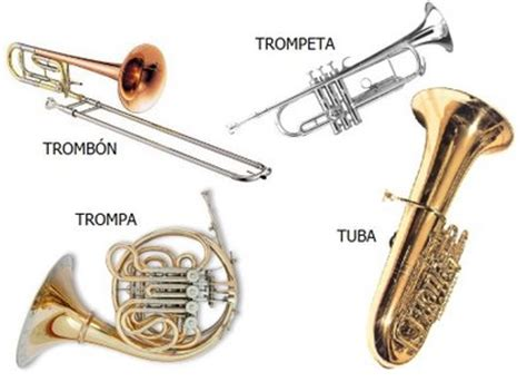 Eva: tacones y corcheas!: Instrumentos de viento metal