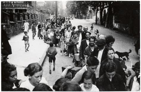Evacuación de niñas y niños durante la guerra civil española